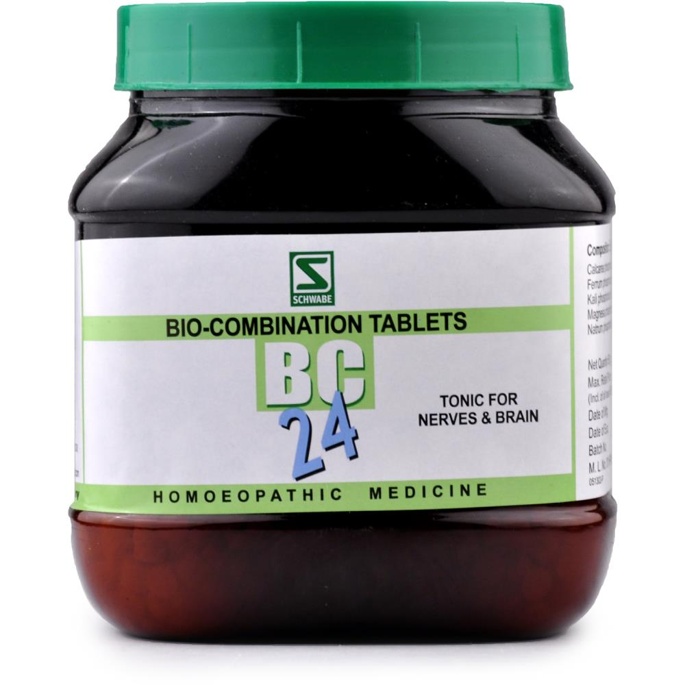 Willmar Schwabe India Bio Combination 24 (550g)