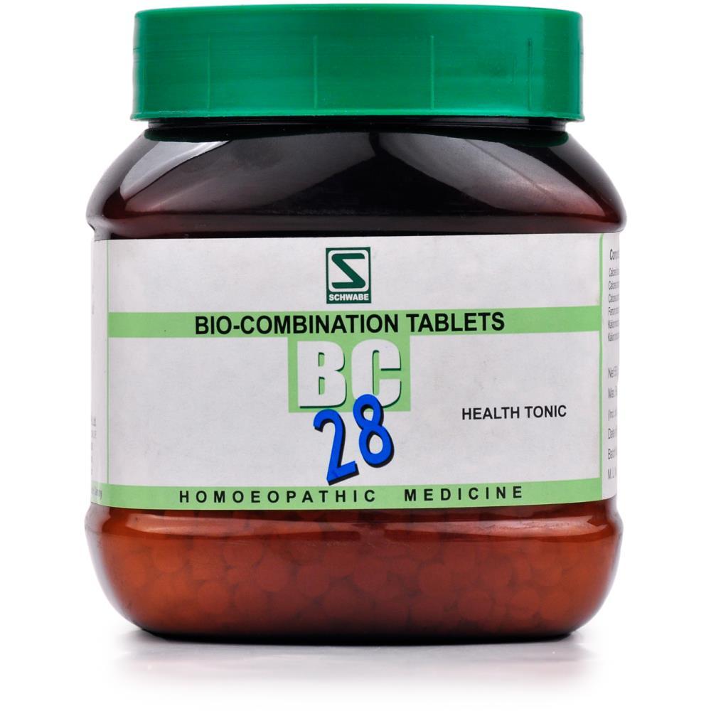 Willmar Schwabe India Bio Combination 28 (550g)