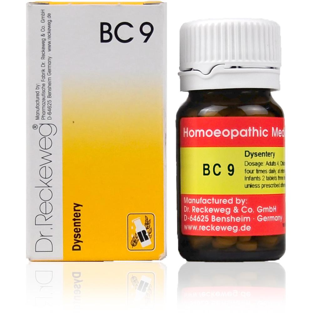 Dr. Reckeweg Bio Combination- BC 9 (20g)