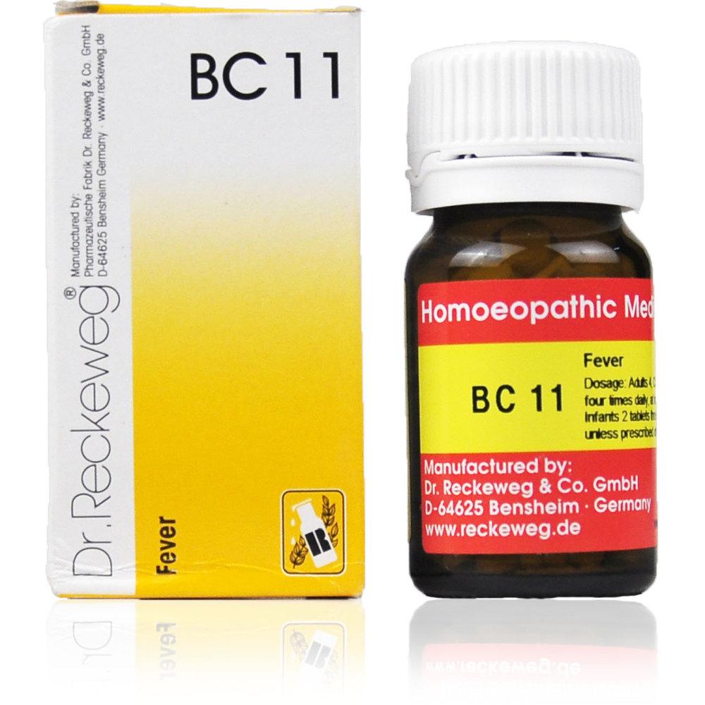 Dr. Reckeweg Bio Combination - BC 11 (20g)