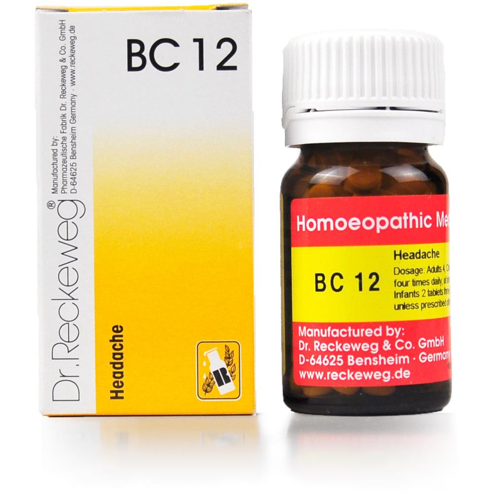 Dr. Reckeweg Bio Combination - BC 12 (20g)