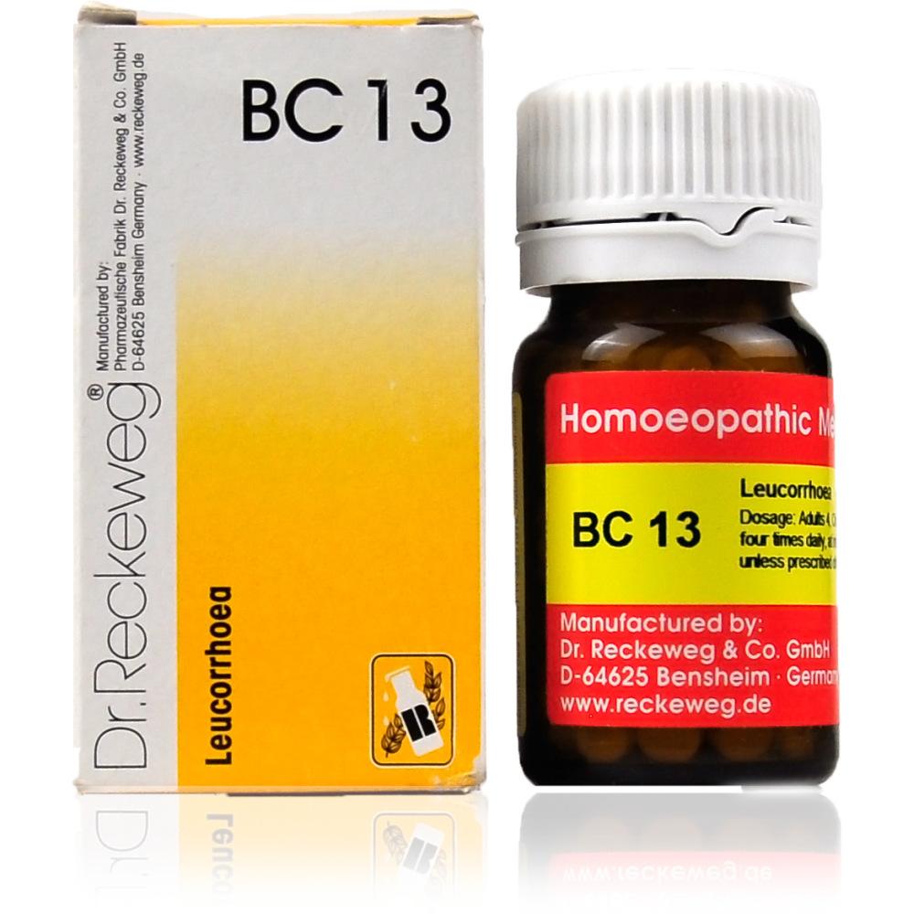Dr. Reckeweg Bio Combination - BC 13 (20g)