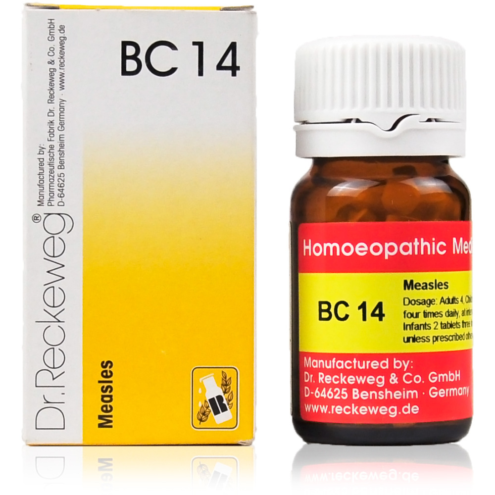 Dr. Reckeweg Bio Combination- BC 14 (20g)