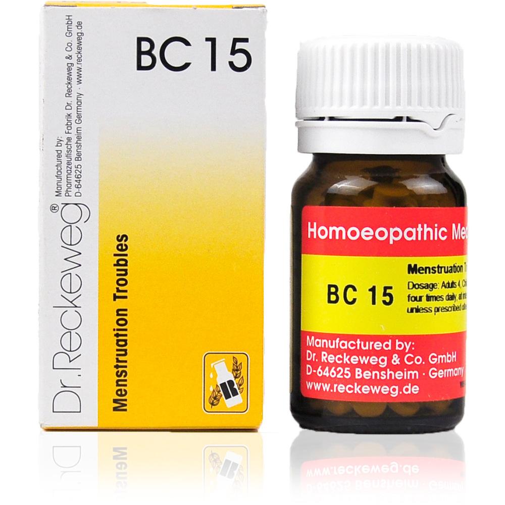 Dr. Reckeweg Bio Combination- BC 15 (20g)