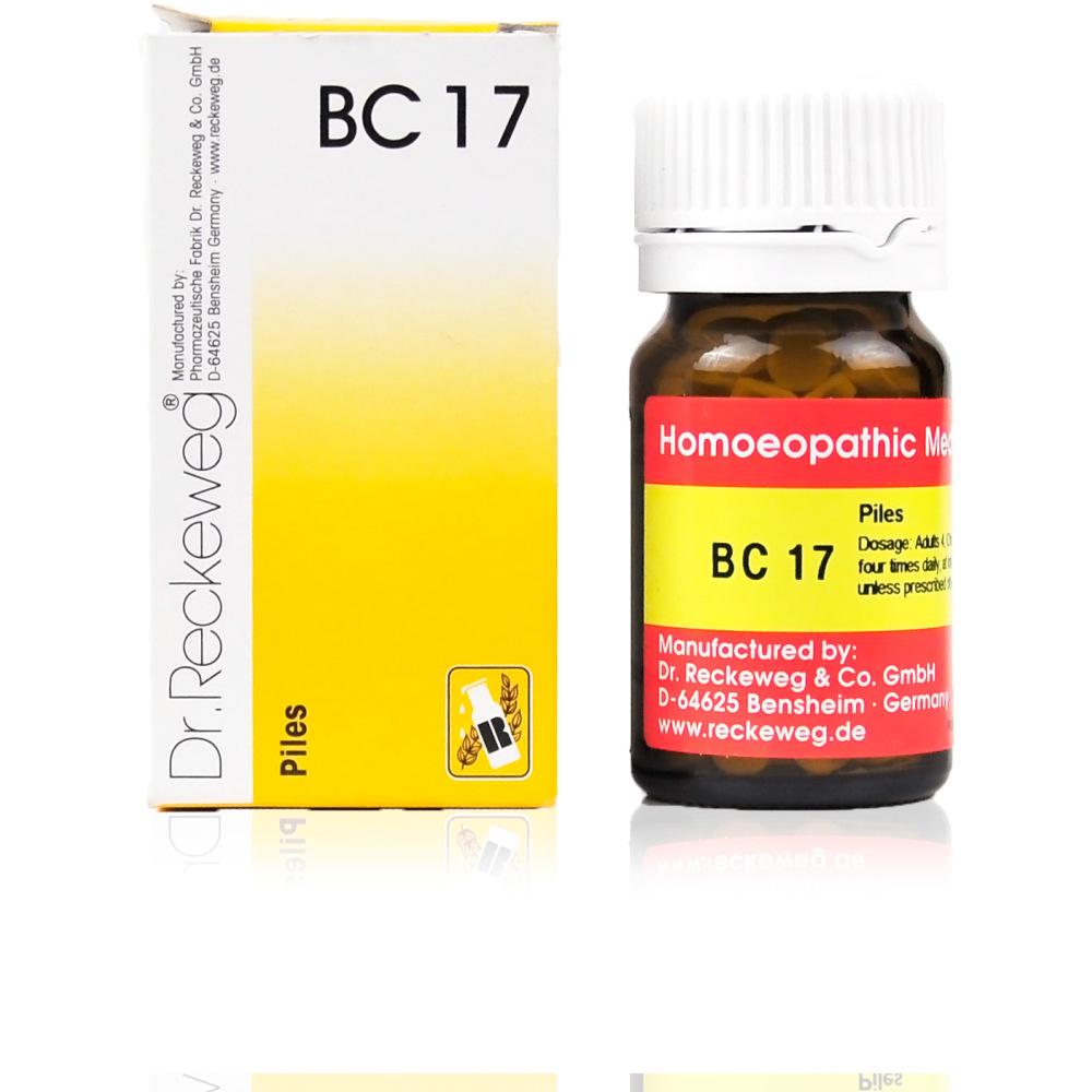 Dr. Reckeweg Bio Combination- BC 17 (20g)