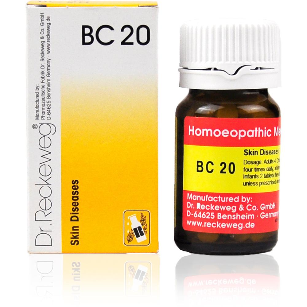 Dr. Reckeweg Bio Combination- BC 20 (20g)