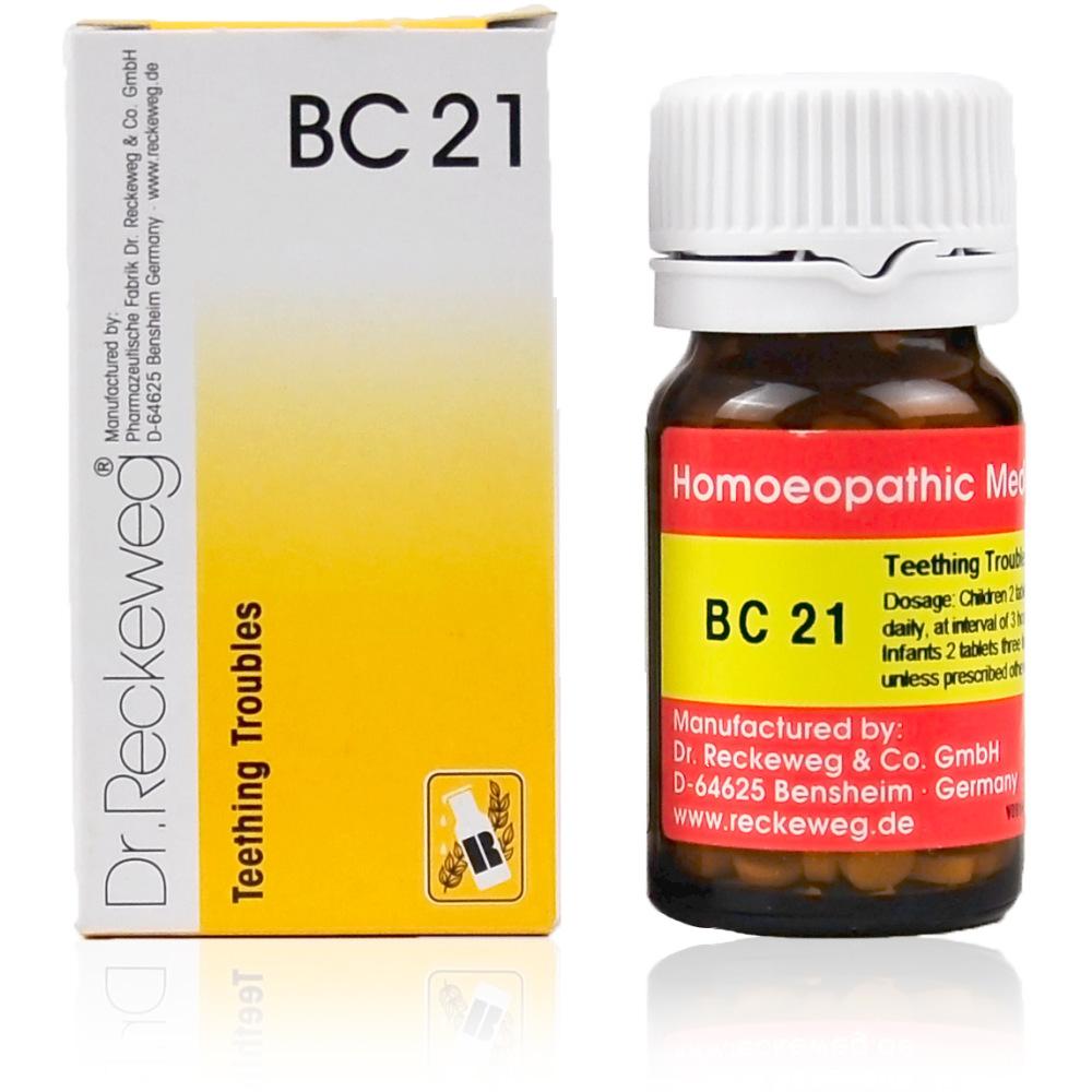 Dr. Reckeweg Bio Combination- BC 21 (20g)