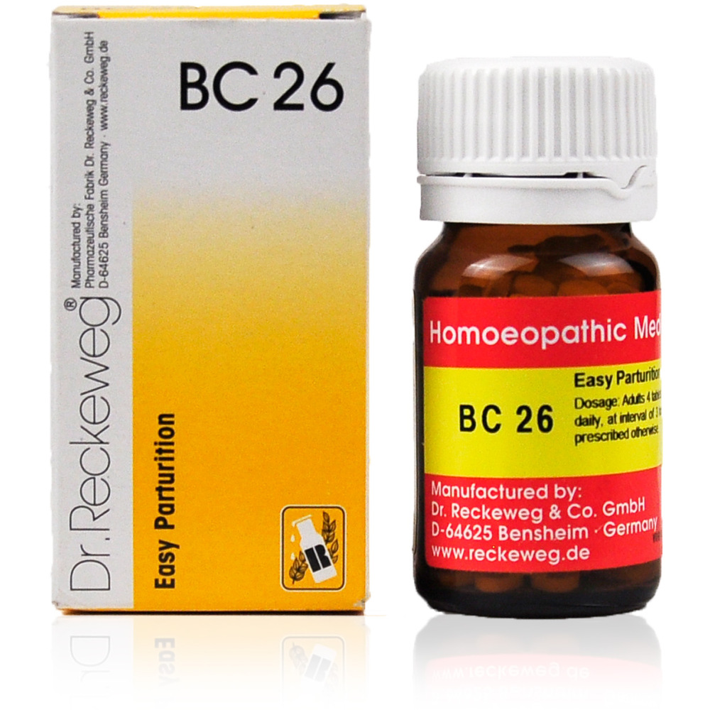 Dr. Reckeweg Bio Combination- BC 26 (20g)