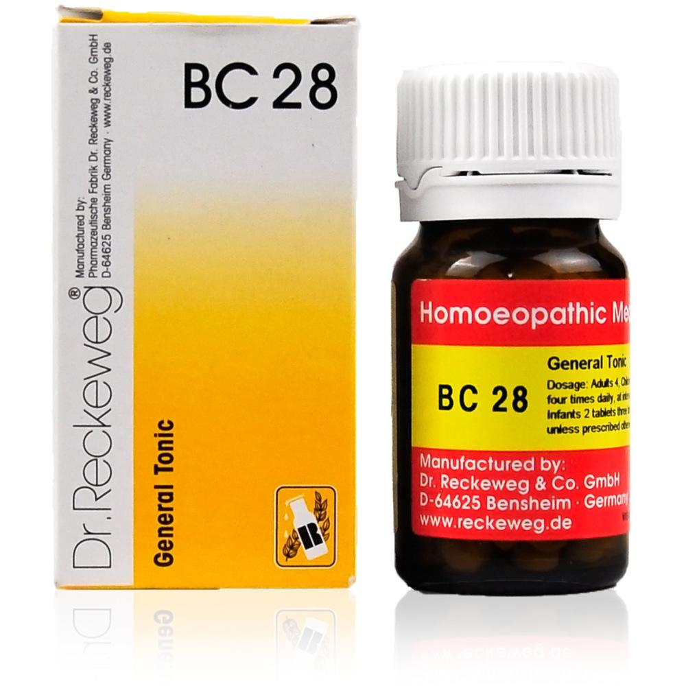 Dr. Reckeweg Bio Combination - BC 28 (20g)