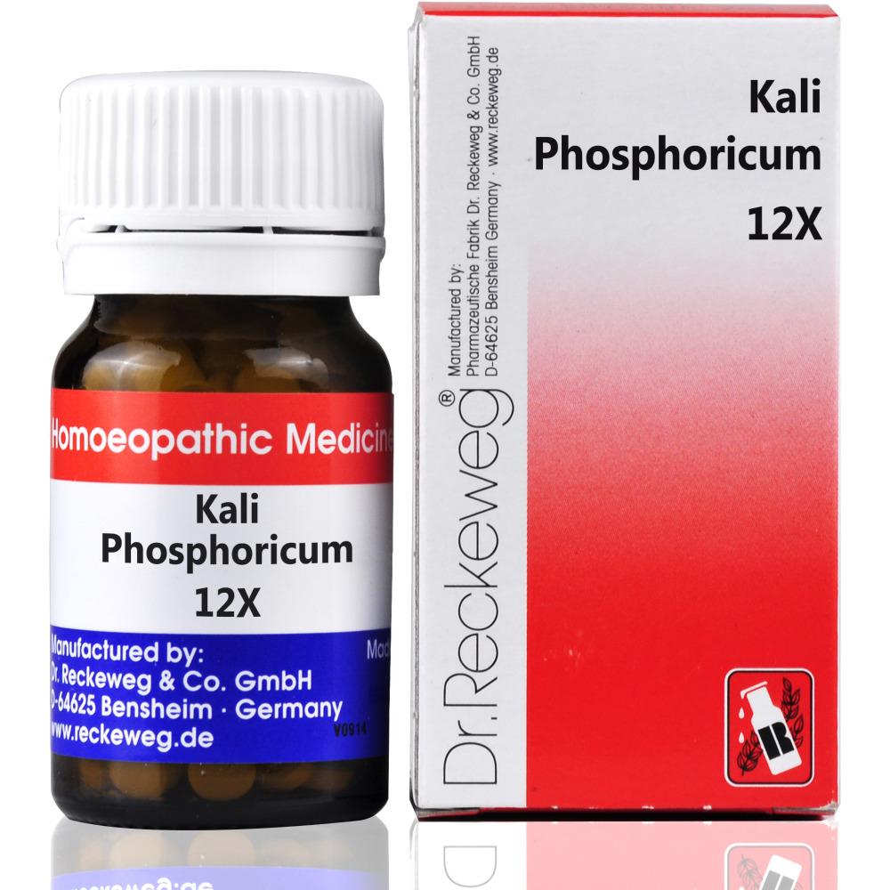 Dr. Reckeweg Kali Phosphoricum 12X (20g)