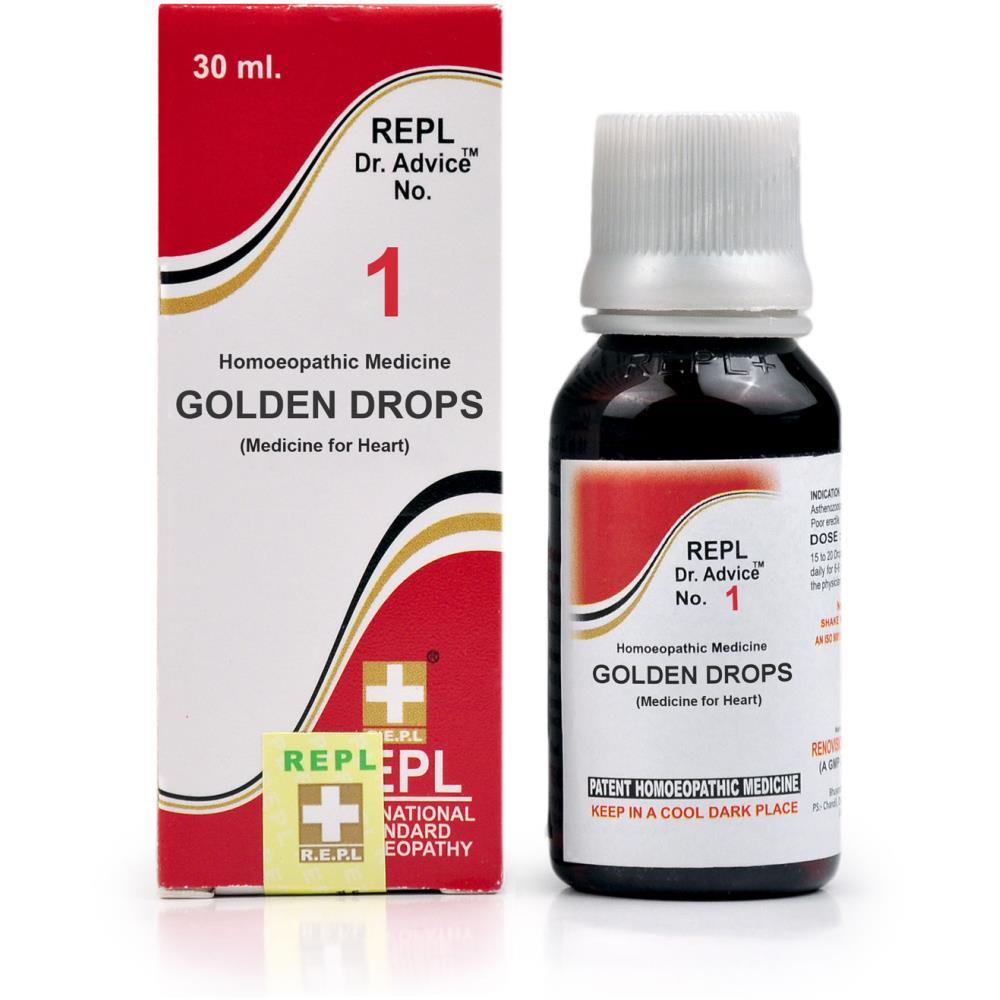 REPL Dr. Advice No 1 (Golden Drops) (30ml)