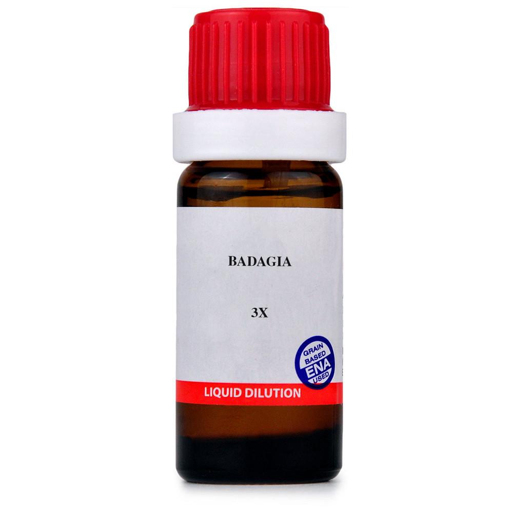 B Jain  Badiaga 3X (10ml)