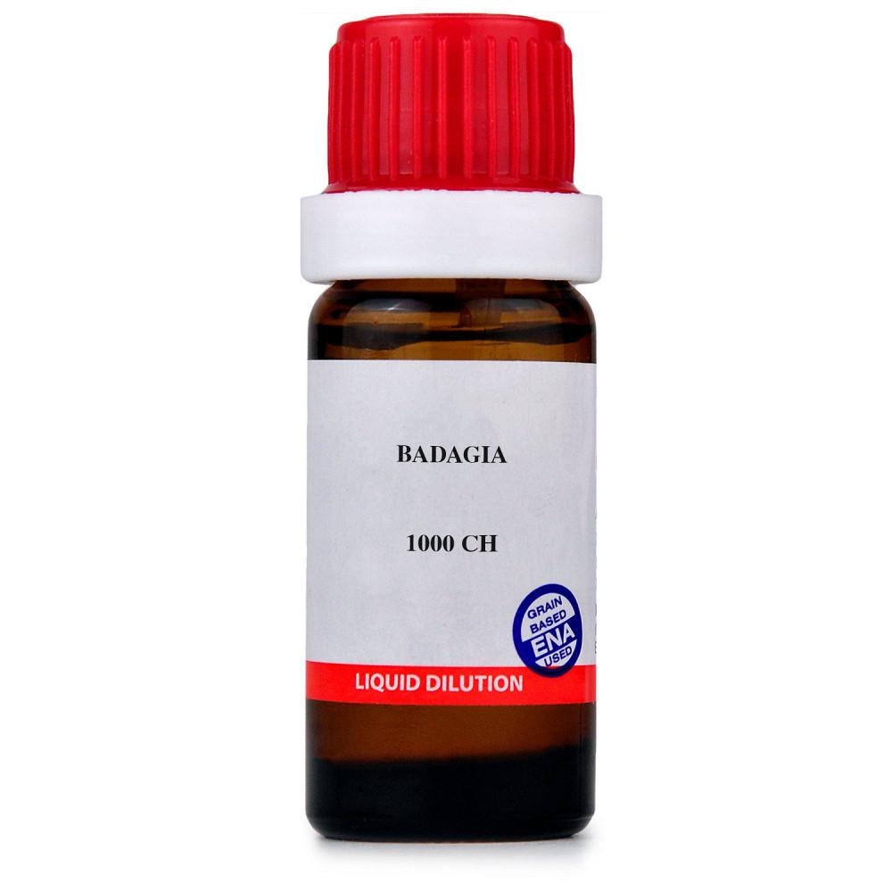 B Jain  Badiaga 1000 CH (10ml)