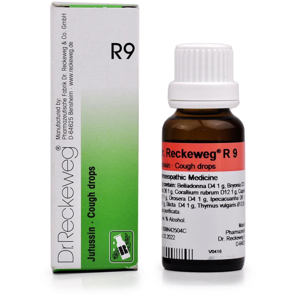 Dr. Reckeweg R9 (Jutussin) (22ml)