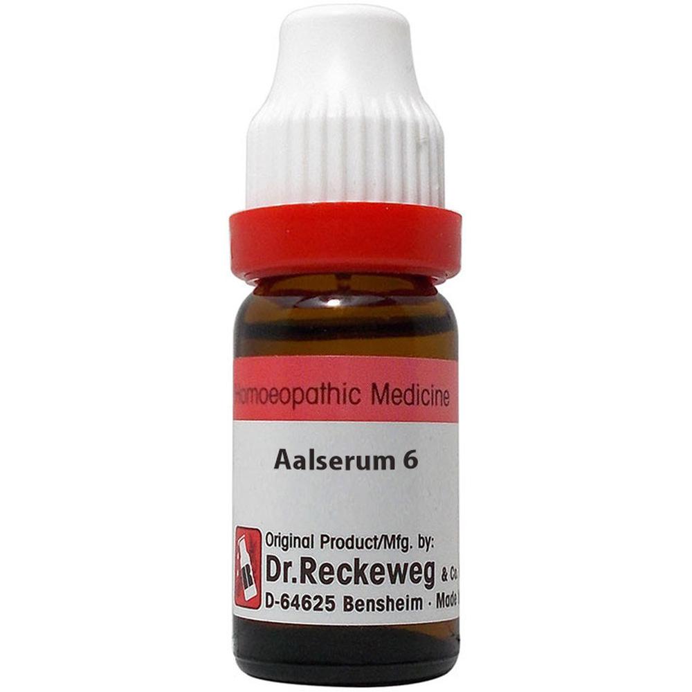 Dr. Reckeweg Aalserum 6 CH (11ml)