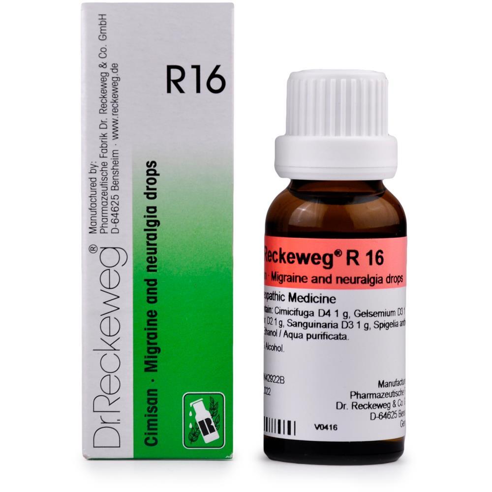 Dr. Reckeweg R16 (Cimisan) (22ml)