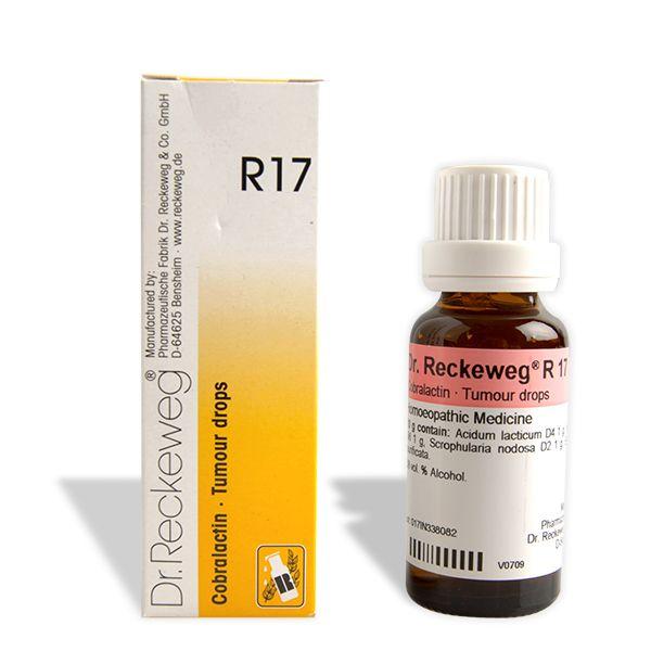 Dr. Reckeweg R17 (Cobralactin) (22ml)