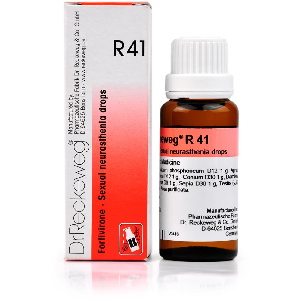 Dr. Reckeweg R41 (Fortivirone) (22ml)