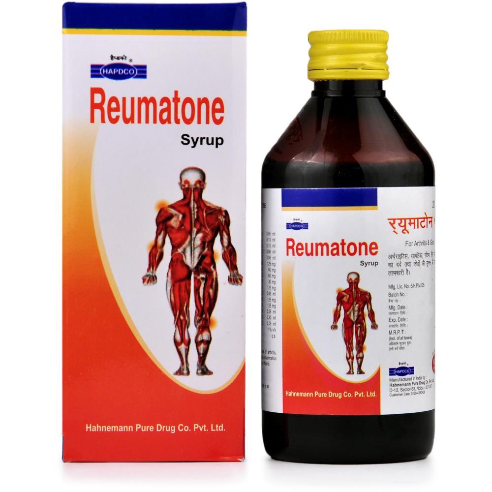 Hapdco Reumatone Syrup (200ml)