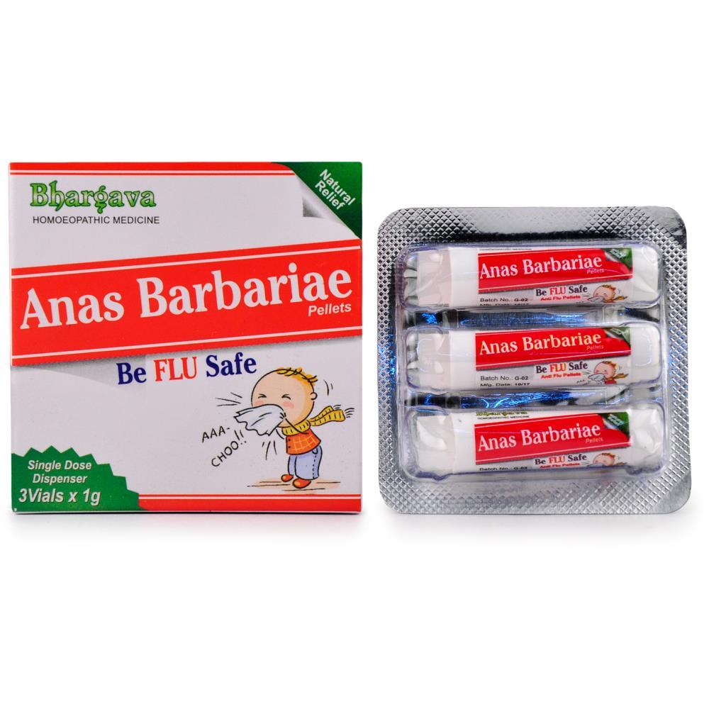 Dr. Bhargava Anas Barbariae Pills (3g)