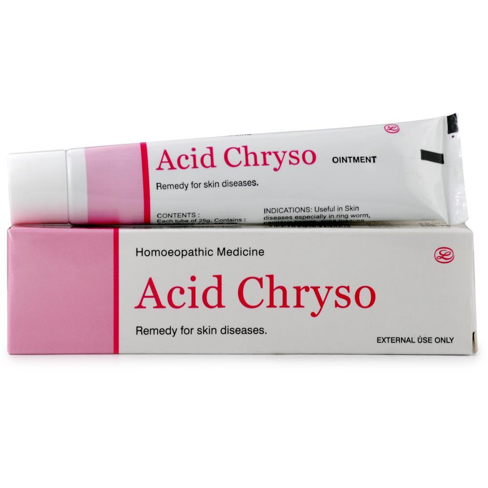 Lords Acid Chrysorbinum Ointment (25g)
