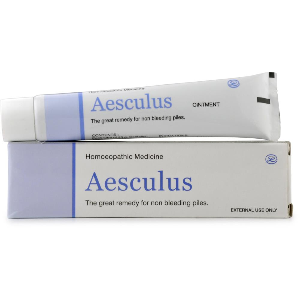 Lords Aescules Ointment (25g)