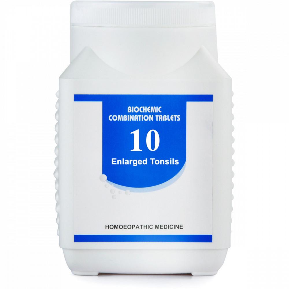 Bakson Biochemic Combination 10 (450g)