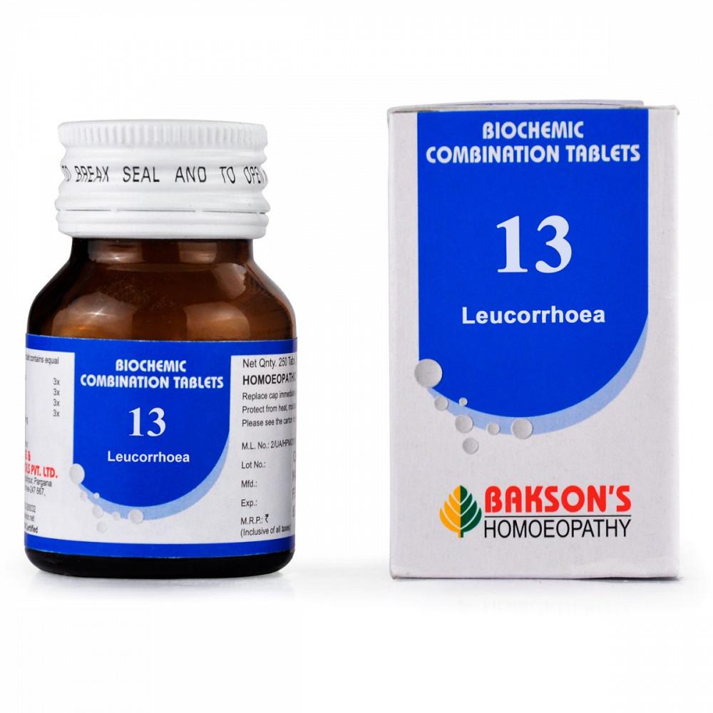 Bakson Biochemic Combination 13 (25g)
