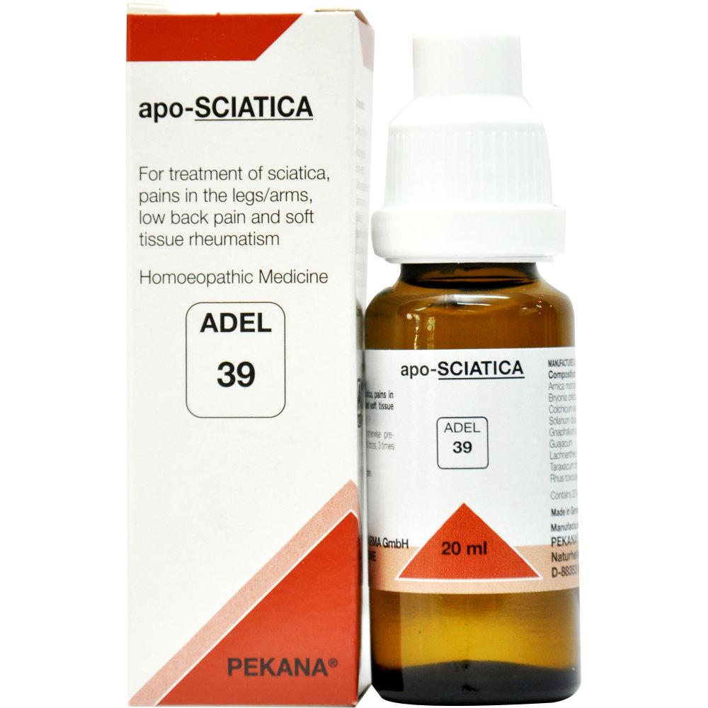 Adel Pekana Adel 39 (Apo-Sciatica) (20ml)