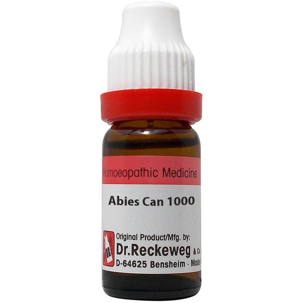 Dr. Reckeweg Abies Canadensis 1000 CH (11ml)