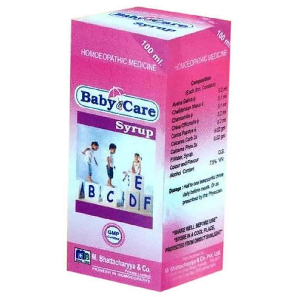 M. Bhattacharyya Baby Care (100ml)