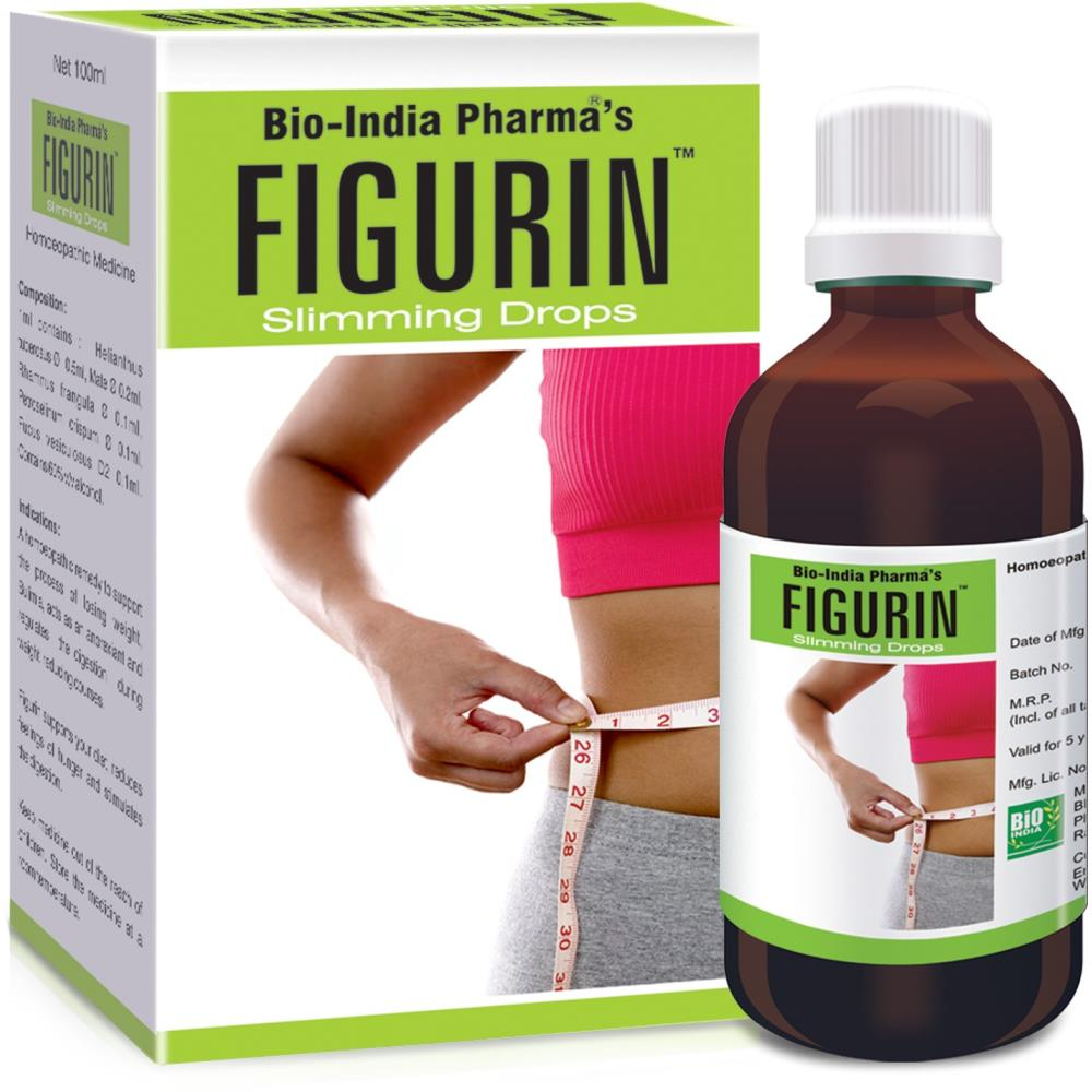 Bio India Figurin Drops (100ml)