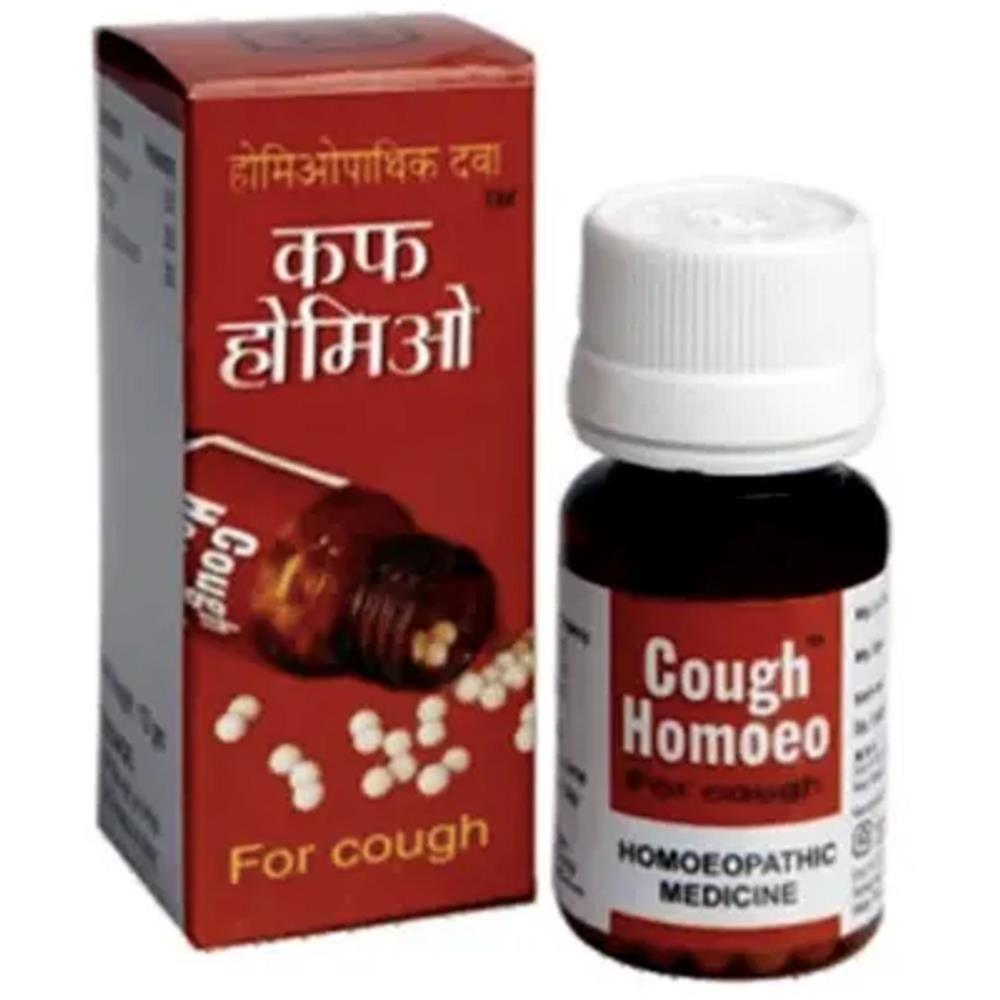Homoeo Laboratories Cough Homoeo Pills (10g)