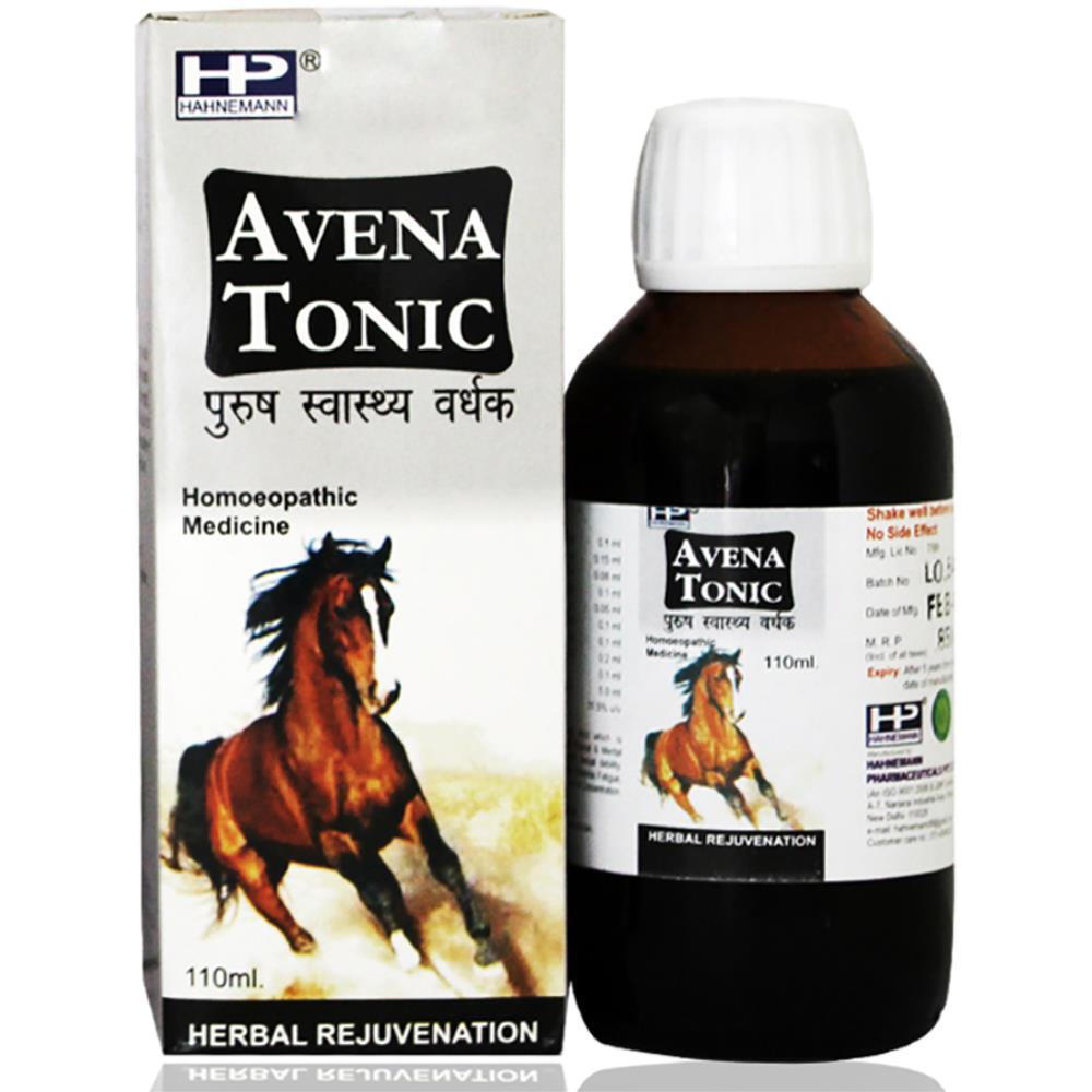 Hahnemann Avena Tonic (110ml)