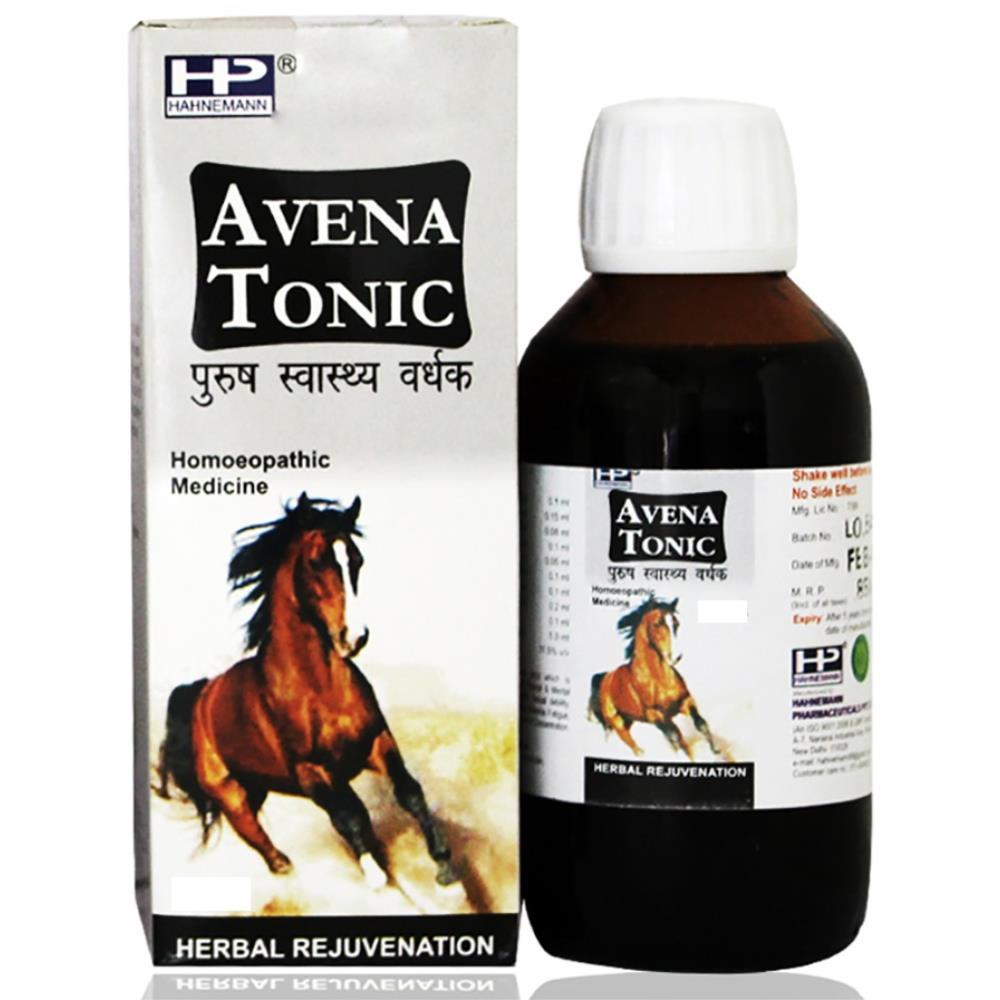 Hahnemann Avena Tonic (450ml)