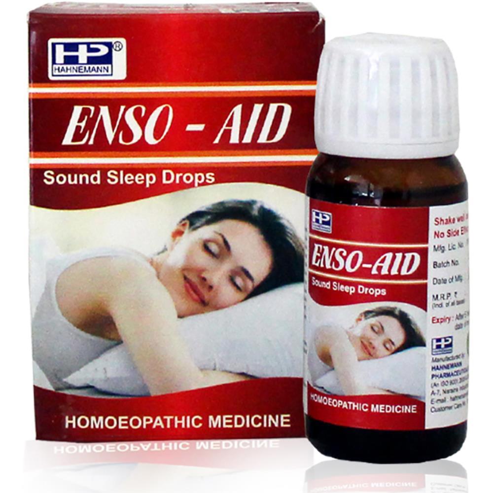 Hahnemann Enso-Aid Drop (30ml)