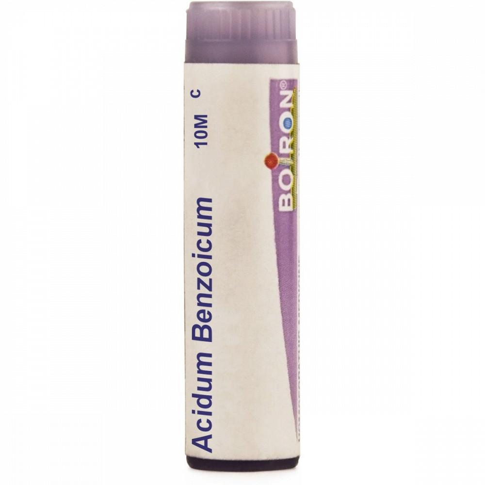 Boiron Acidum Benzoicum Multi Dose Pellets 10M CH (4g)