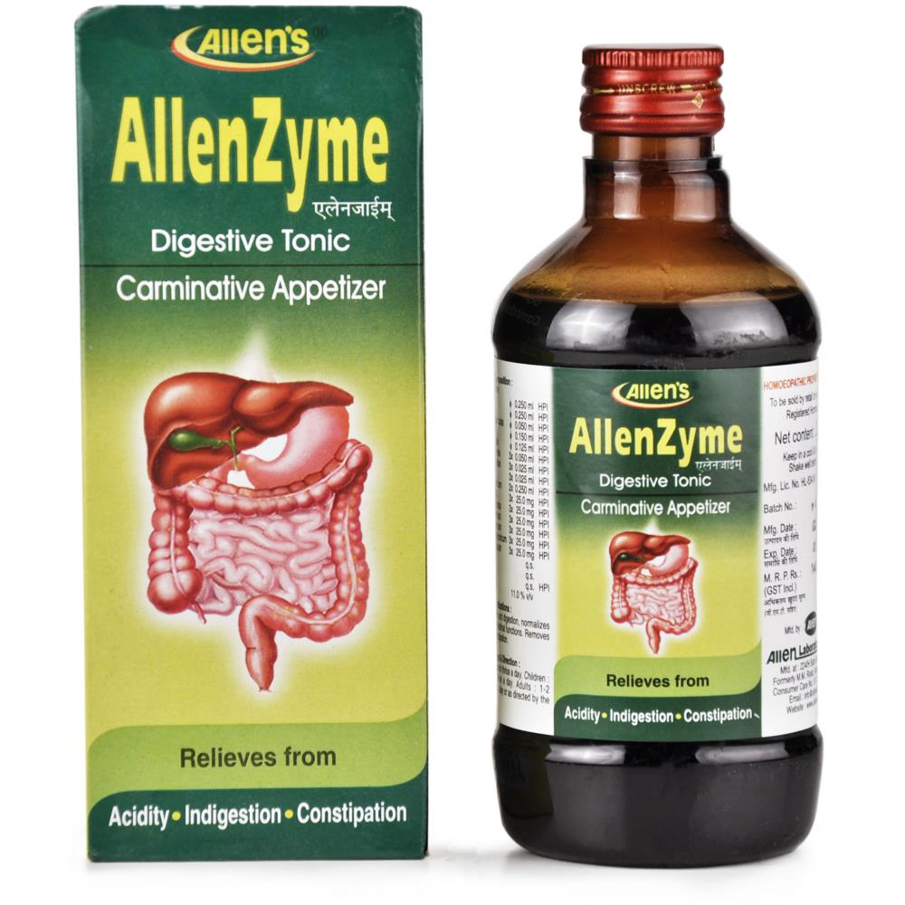 Allens Allenzyme Syrup (250ml)