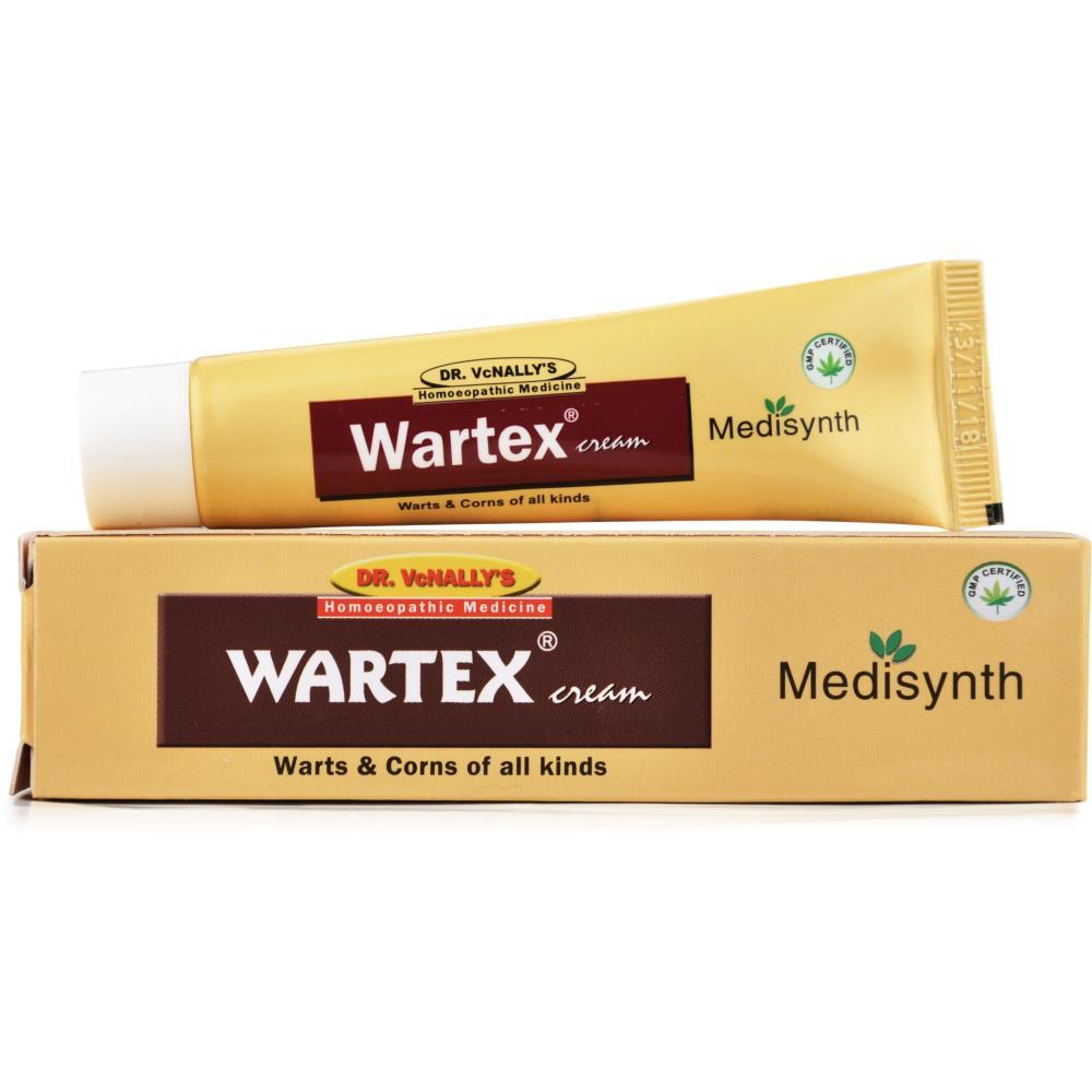 Medisynth Wartex Cream (20g)
