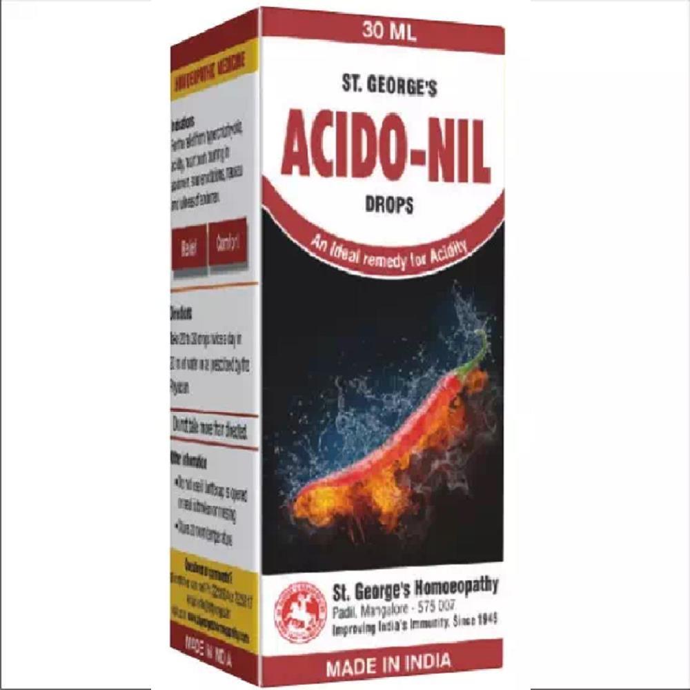 St. George Acido Nil Drops (30ml)