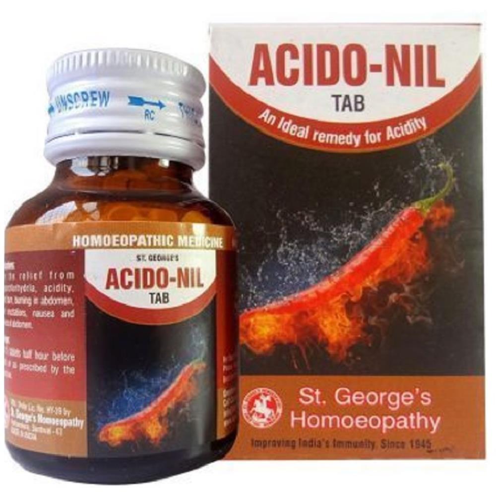 St. George Acido Nil Tablets (30tab)