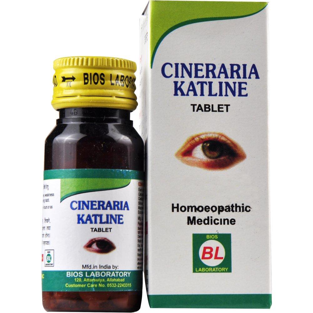 Bios Lab Cineraria Kateline Tablet (25g)