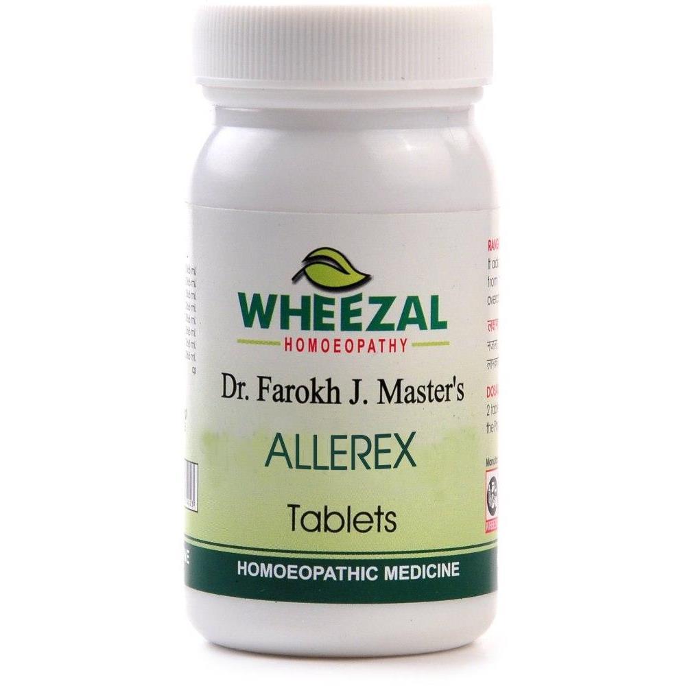 Wheezal Allerex Tablets (250tab)