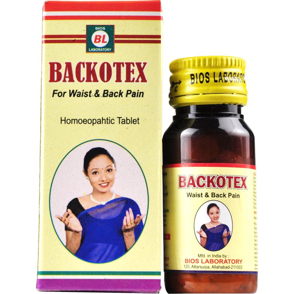 Bios Lab Backotex Tablet (25g)