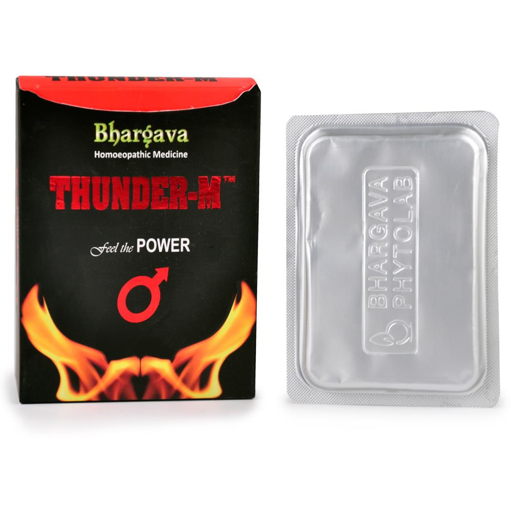Dr. Bhargava Thunder M Tablet (30tab)
