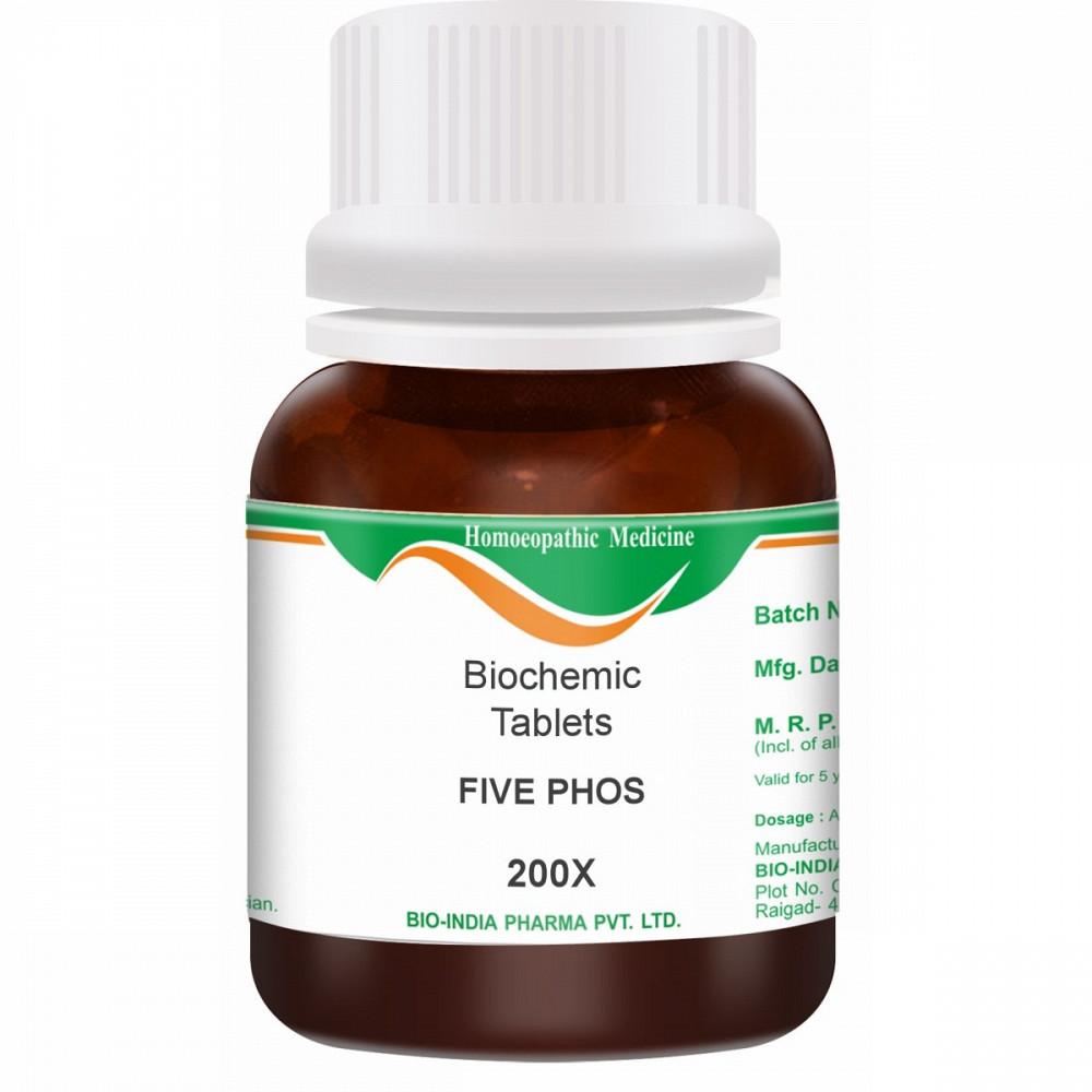 Bio India Five Phos 200X (25g)