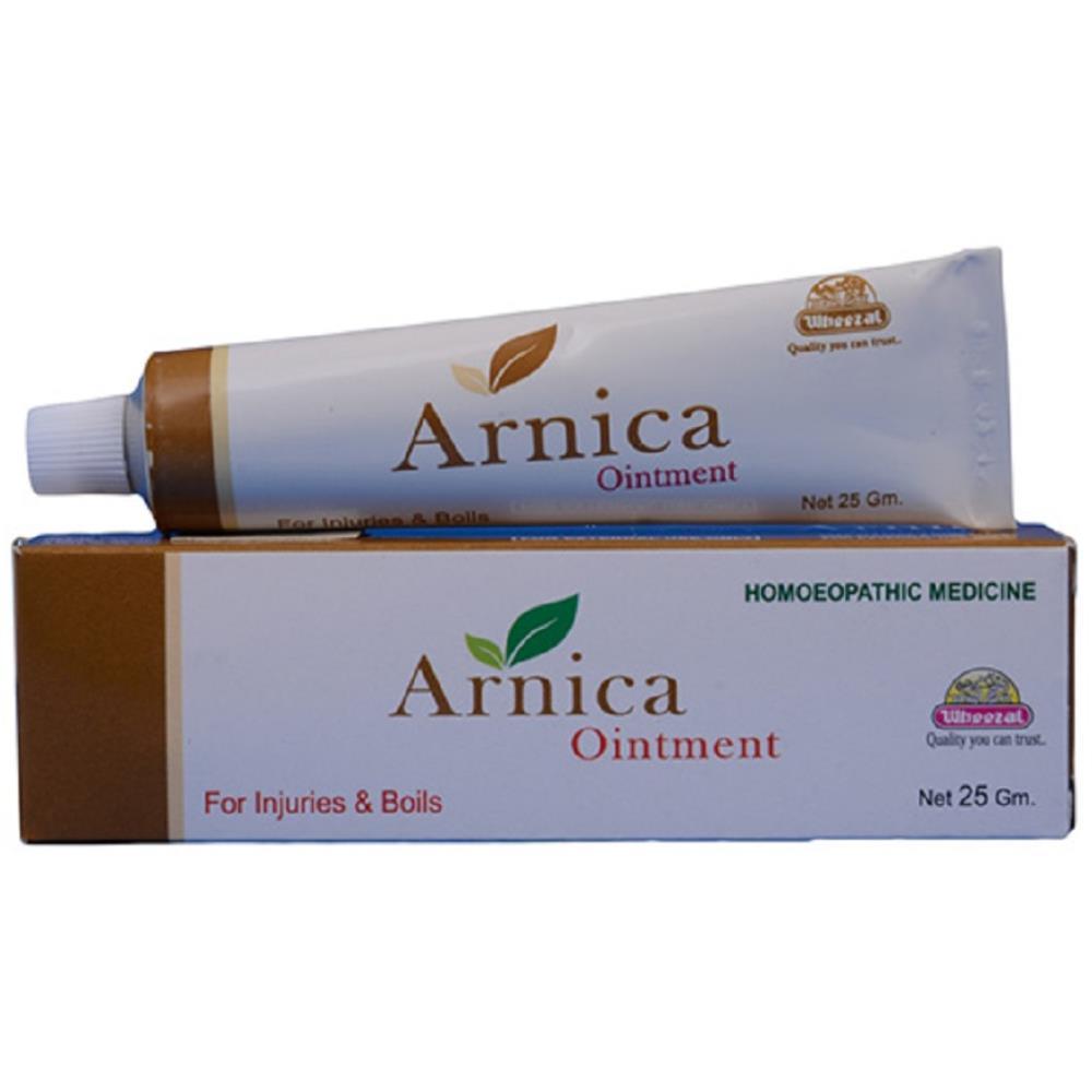 Wheezal Arnica Ointment (25g)