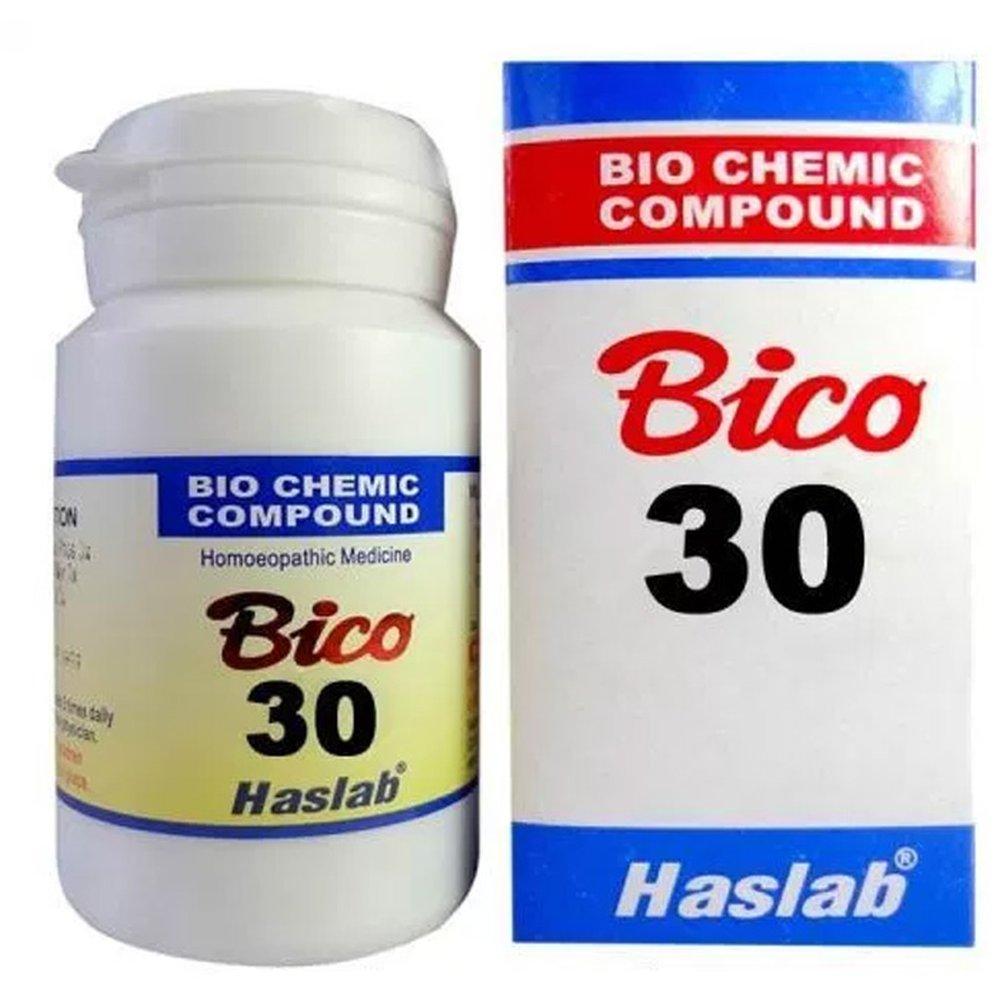 Haslab BICO 30 (Spermatorrhoea) (20g)