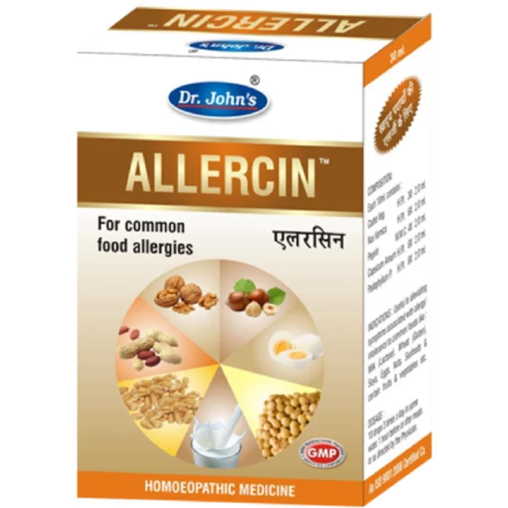 Dr John Allercin Drops (30ml)