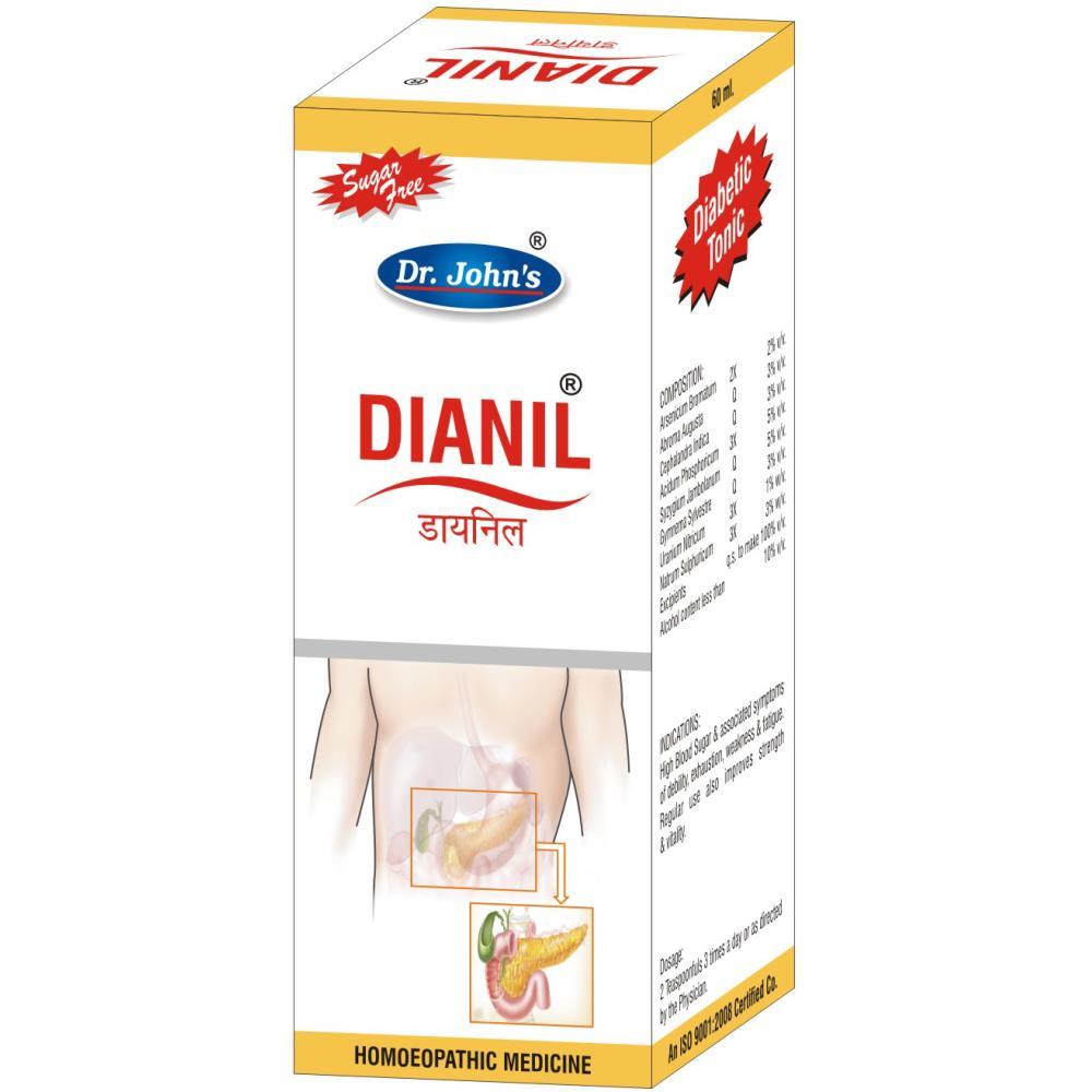 Dr John Dianil Diabetes Drops (30ml)